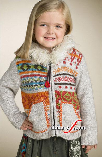 欧美时尚童装展现孩子们活泼的天性