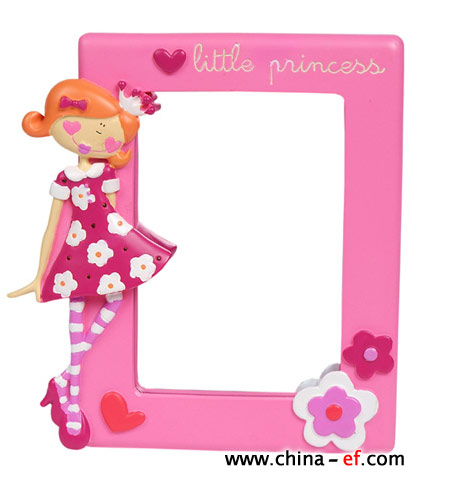儿童小像框充满童真童趣惹人爱