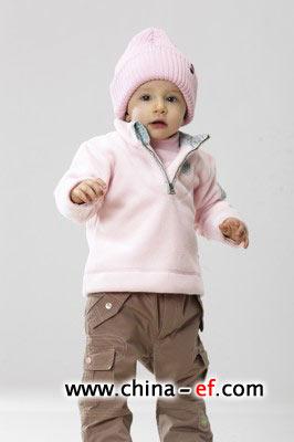 时尚韩国童装穿出可爱漂亮宝宝