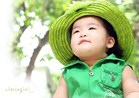 韩国宝宝可爱写真