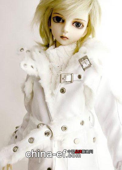 不知道怎么打扮,看sd娃娃怎么穿