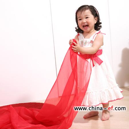08春夏漂亮公主裙 穿出可爱小姑娘