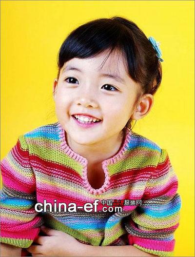 韩国著名童星:郑多彬