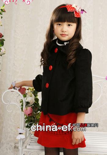 小女孩最爱的迷人公主风格打扮