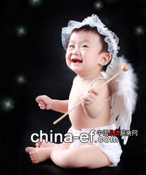 可爱自拍之宝宝微笑篇
