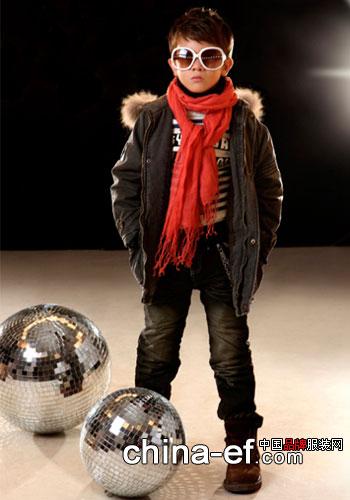 男童服装设计灵感主题与环保离不开