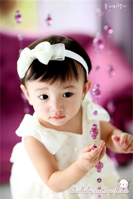 韩国最可爱童装模特